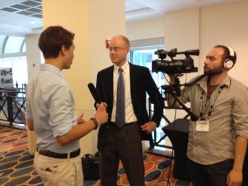 Interview von Thomas Skipwith mit Philipp Riederle