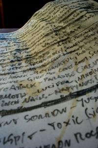 Vom Manuskript ablesen