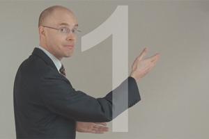 Körpersprache für Präsentationen