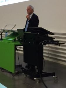 John Major at the University of Zurich