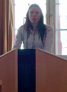 Zoe Jenny spricht über ihre Erfahrungen mit der KESB
